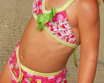 "Teeny Weeny ""Lil' LuLu"" Bikini swim bathing suit set"