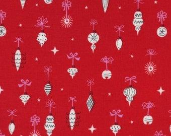Garland Ornamentals Cherry by Rashida Coleman Hale for Cotton and Steel - 1 Yard