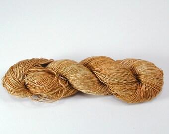 In Stock - FS{dk} Savannah Yarn: 65/35 Mulberry Silk/Linen DK Weight Hand-Dyed Yarn (273y/250m/100g) CW194