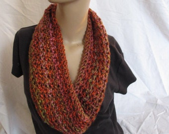 Harvest Chunky Infinity Scarf/Cowl (5063)