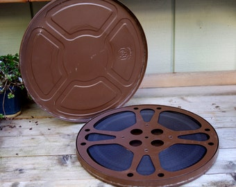 "Goldberg 12"" Movie Reel With Film"
