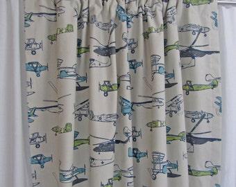 Airplane Curtains