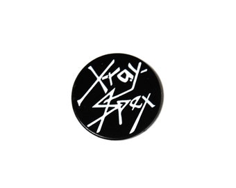 X-Ray Spex Soft Enamel Pin Poly Styrene