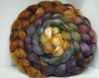 Merino/Baby Camel/Tussah 60/20/20 Roving Combed Top - 5oz - Tanglewood 2