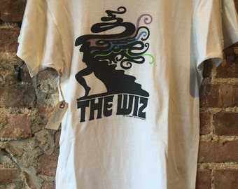 The Wiz vintage t shirt