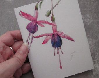 Dancing Fairies Note Card