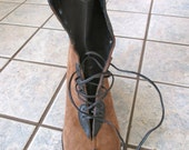 J Hen boots 7.5 from BASIA'S private Collection - FREE SHIPPING