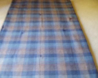 Beautiful Pendleton Wool Throw/Cuddle Quilt/Blanket