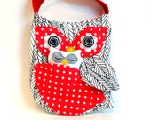 kids purse owl purse cross body bag