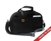 Duffel bag - black - Ready to ship