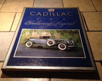 1989 Cadillac; The Enduring Legend Coffee Table Book