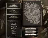 Moongarden perfume sample set