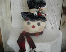 Made to Order - Frosty the Snowman Sitter, Frosty, Snowman, Snowmen, Winter, Christmas, Ofg, Faap, Hafair, Dub