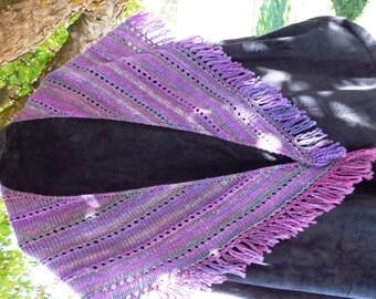Handmade Wool Shawl.