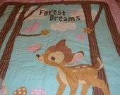 Bambi Baby Quilt