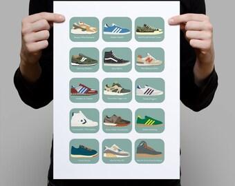 Sneakerfreaks Vol.2 Artprint