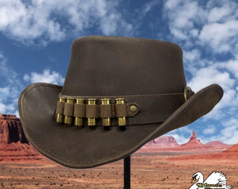 Western Gunslinger Cowboy Hat
