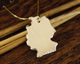 GERMANY NECKLACE, GERMANY Pendant, custom necklace