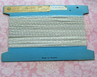 Tiny French Lace Trim