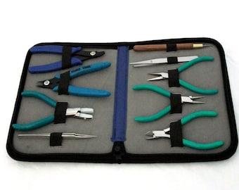 10 Piece Superior Beader's Tool Kit from Eurotool