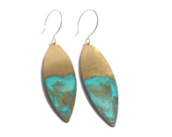 Ocean Tide Earrings