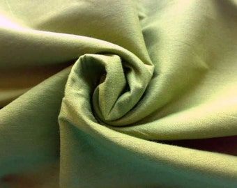 Asparagus Green Silk Dupioni Fabric, Heena Green Dupioni Silk Fabric By The Yard, Bridesmaid Fabric, Indian Silk Fabric, Indian Fabrics