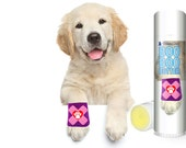 BOO BOO BUTTER™ All  Natural Herbal Balm for Dog's Scrapes, Scratches, Itchies & Discomforts .50 oz Tube of Salve with Bandaged Paw Label