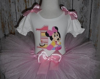 Baby Mouse Birthday Tutu