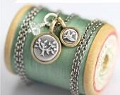 Favourite Combos - S + B Necklaces