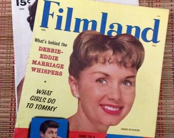 Vintage Movie Magazines--Set of Two, 1953