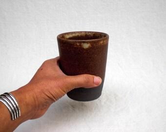 Brown Tumbler - SALE