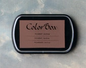 Light Brown Stamp Pad (Cocoa) // Pigment Archival Ink // ColorBox