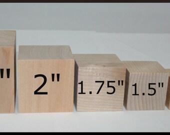 """REserve listing for Pipes Jones- 30, 3"""" blocks"""