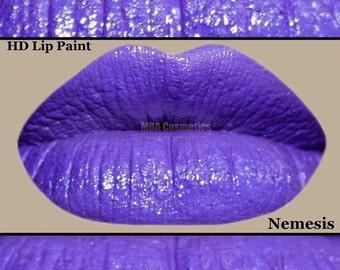 Purple HD Lip Paint- Nemesis