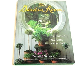 The Garden Room By Timothy Mawson, Vintage Book