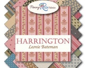 "Harrington  21 10"" Squares Bundle for Penny Rose fabrics 100% cotton fabric for quilting"