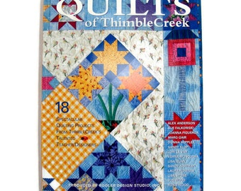 Quilts of Thimble Creek pattern book