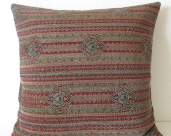 ON SALE Boho Chic - Bohemian decorative multi color pillow cover