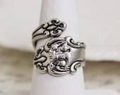 Unicorn Spoon Ring