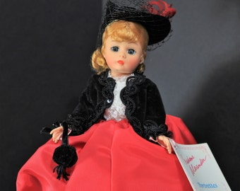 1114 Collectible Madame Alexander  Portrette Doll Lily Madame Alexander Vintage Doll