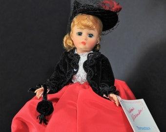 Vintage Madame Alexander Doll, Lily, Madame Alexander Vintage Doll
