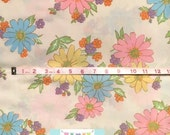 Vintage Bright Floral Shabby Chic Pillowcase