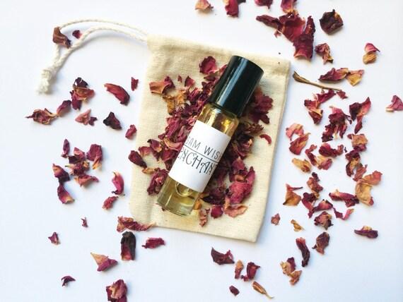 ENCHANT Healing Scent // Essential Oil Blend // Organic