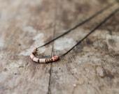 Love - morse code necklace