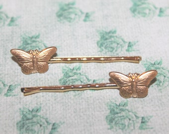 Butterfly Bobby Pins make beautiful gifts and everyday hair accessories!
