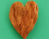HEART of the HOME Wall Decor Carved in Maria Wood