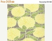 SuperBowl Sale Bluebird Park by Kate and Birdie for Moda Fabrics, Hydrangeas Post Sunrise 1/2 yard total