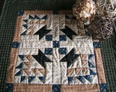 Basket Wall Hanging or Table Topper
