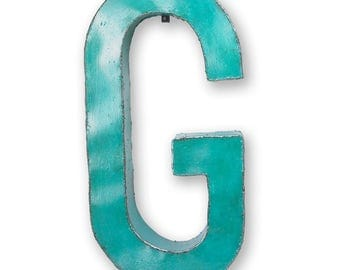 Jumbo Metal Letters Extra Large Metal Letters for Wall or Floor