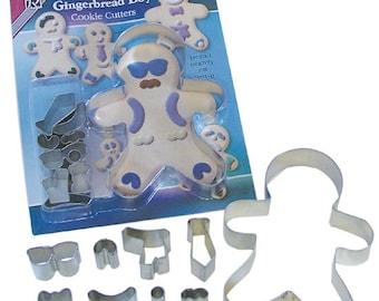 Dress Up Gingerbread Boy Cookie Cutter